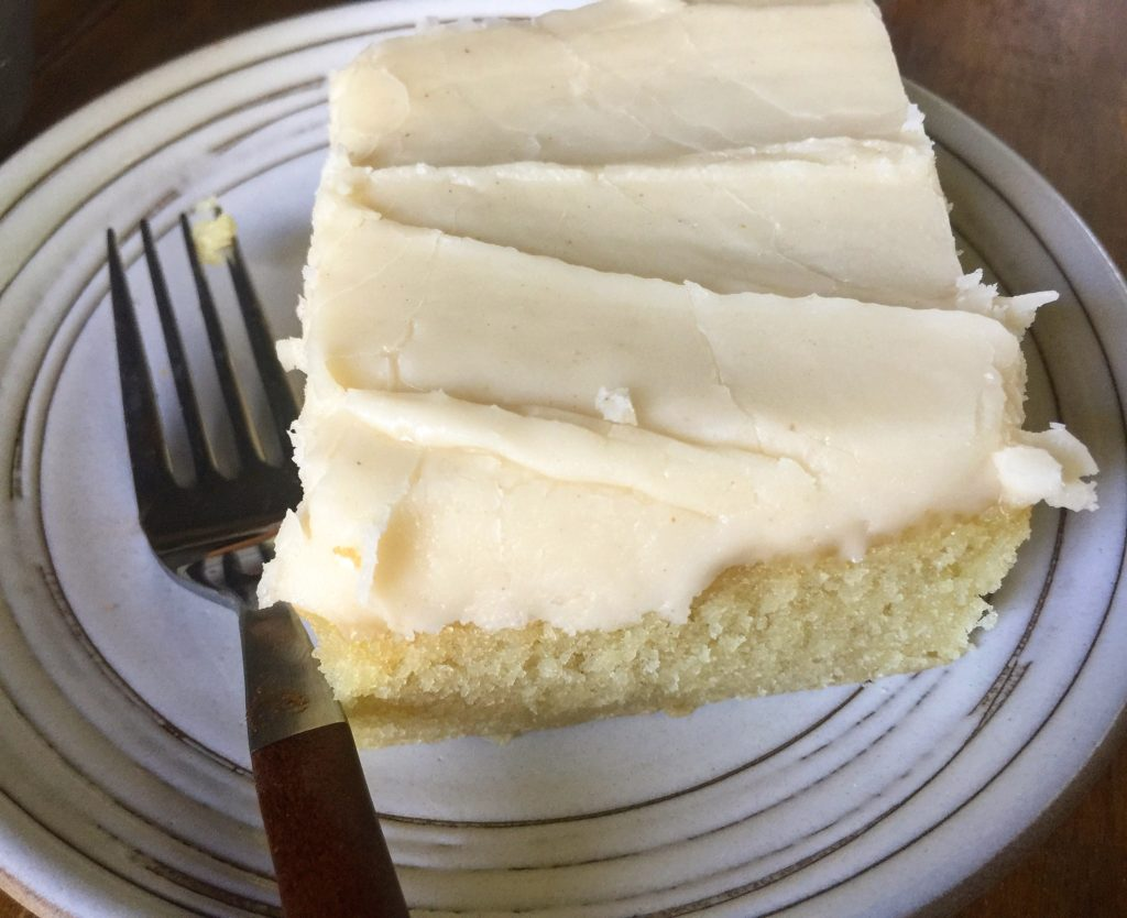 Brown Butter Sheet Cake Food For A Year